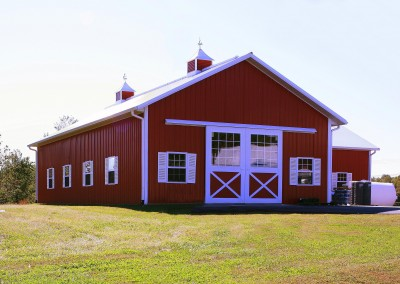 Cross barn2 09